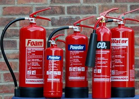 Warden, Fire Safety and Fire Extinguisher